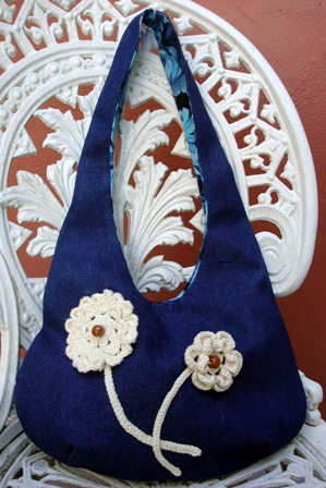 SEW - Denim Bag1