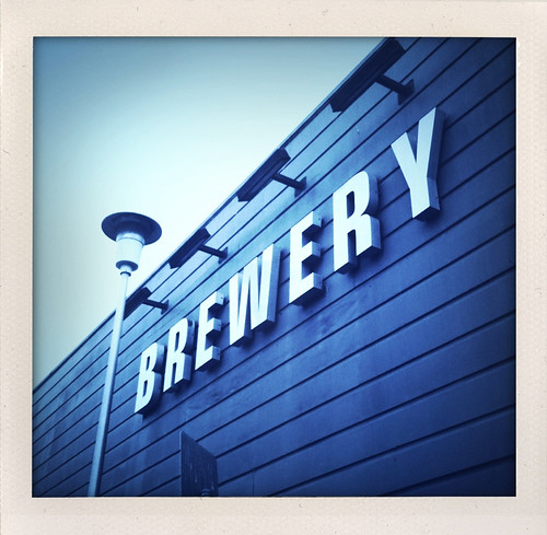 Old brewery in the Inner Sunset