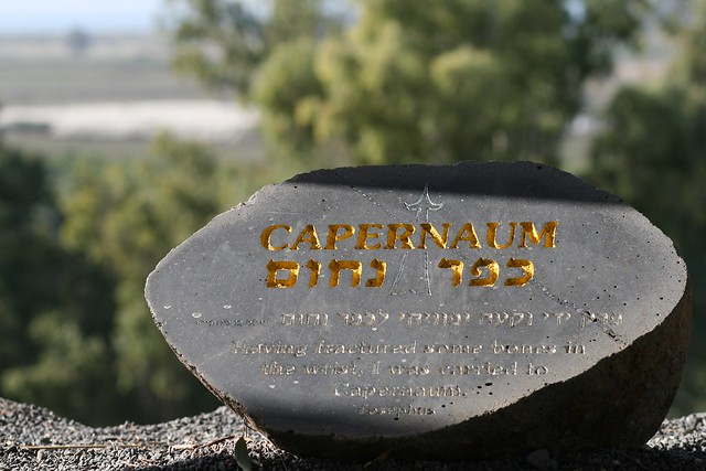 Looking Back, Way to Capernaum
