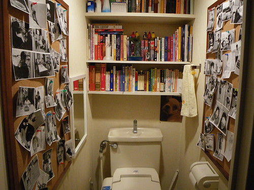 toilet library
