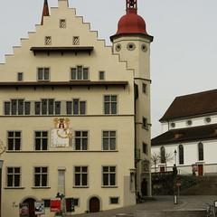 das spätgotisches Rathaus