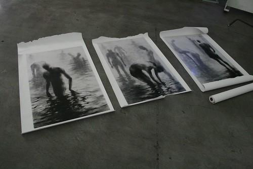 Three Drawings