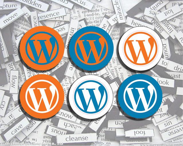 WordPress Stickers Everywhere