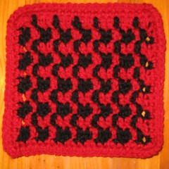 black and red block 29