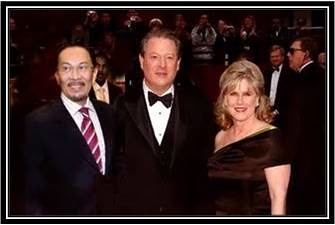 AlGore godfather Anwar
