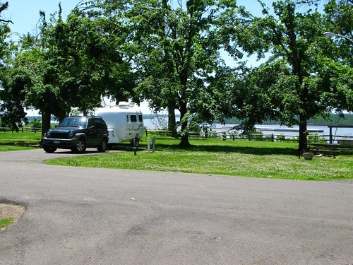 Campground Review Columbus Belmont State Park Kentucky