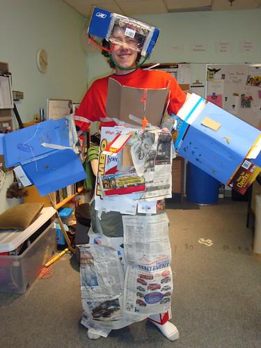 Astronaut Jeremy front