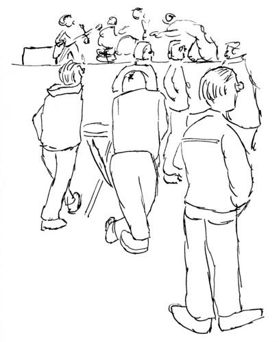 Life drawing, part 1
