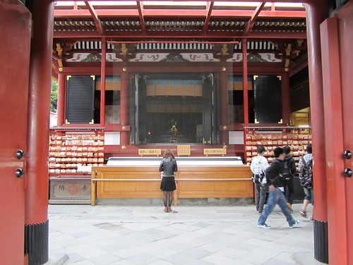 Tsurugaoka Hachiman-gu (shrine)