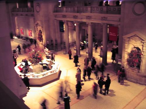The Metropolitan Gallery of Art