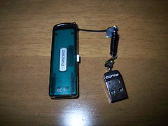 USB Memory and Bluetooth