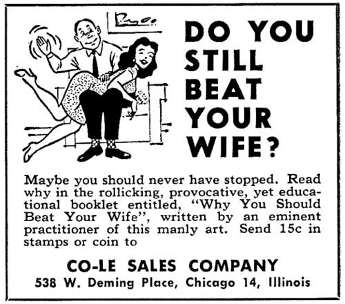 Modern Man magazine, November 1960
