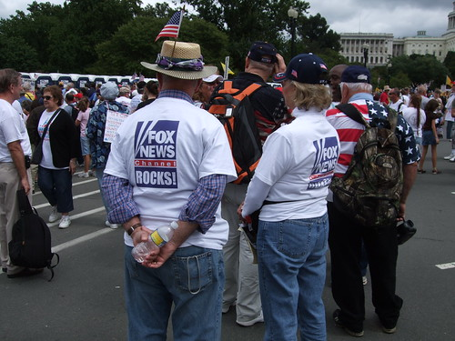 """""""Taxpayer march"""""""