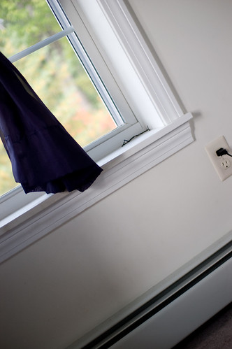 My Window, Curtain, Heater and Outlet