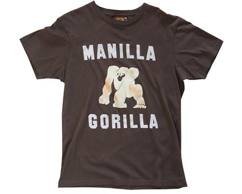 Manilla Gorilla T-Shirt by WornBy (Muhammad Ali)