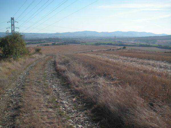 Foto 6 - Vista de Vitoria desde el embalse de Ullibarri-Gamboa
