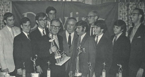 Dowling Sports Awards Dinner, 1969