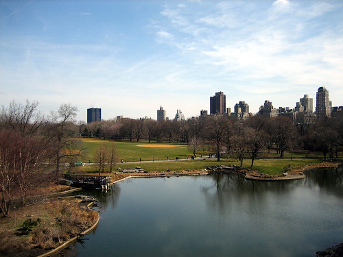 Central Park from Belvedere Castle