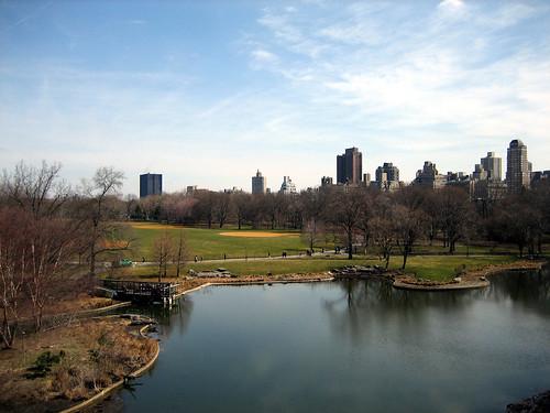 Central Park from Belvedere Castle