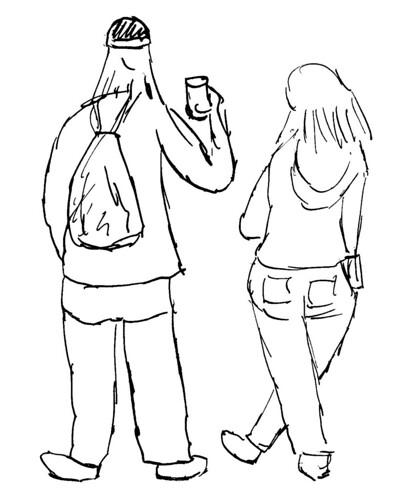 Life drawing, part 2