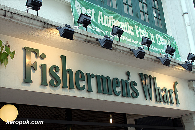 fishermens wharf @ New Bridge Road
