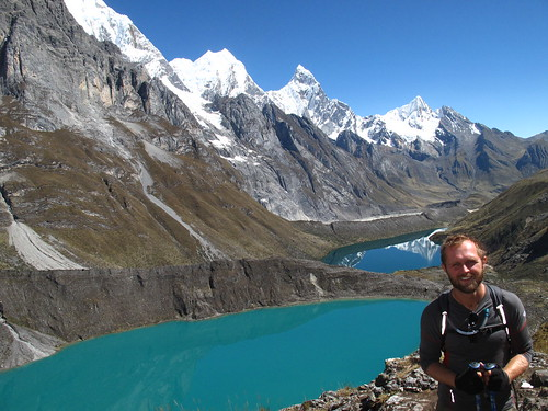Trekking Peru - the Huayhuash Circuit