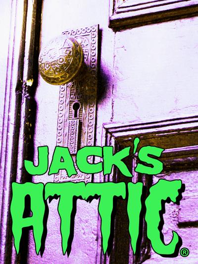 Jack's Attic Door