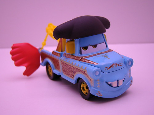 TOMICA MATER TALES (10)