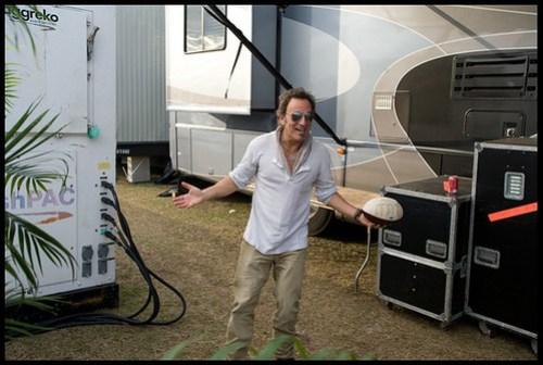 Bruce Springsteen - Diario de la Super Bowl 08