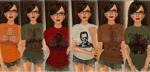 Vogel T-shirts