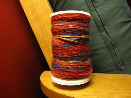 One Bobbin Done!