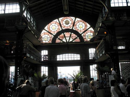 Fischauktionshalle Fischmarkt Amburgo