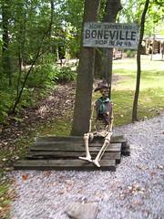 Cedar Point - Boneville
