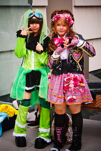 Cosplay in Bangkok