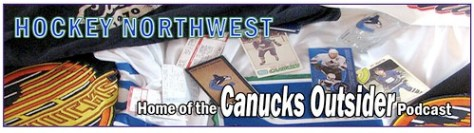 Hockey NW Canucks Outsider