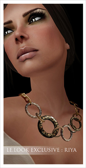 {Zaara} LE.LOOK! exclusive : Riya necklace