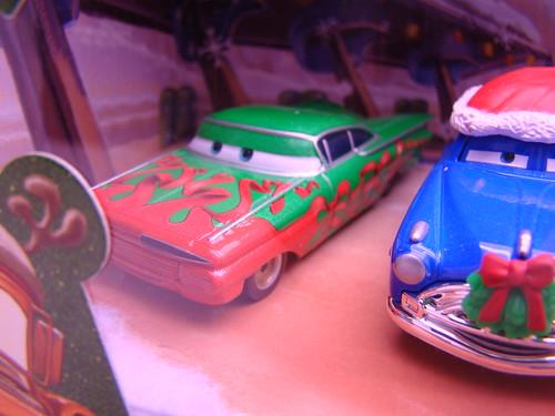 Disney CARS Storytellers Christmas boxset (4)