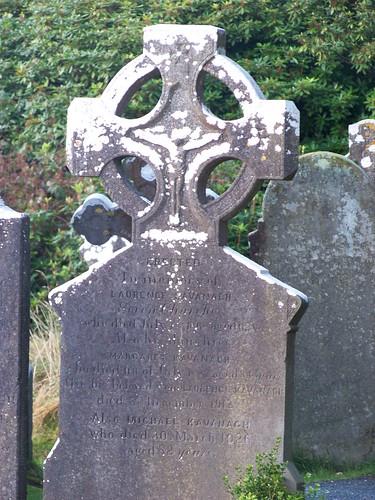 Kavanagh Tombstone