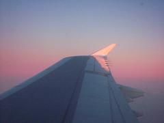 en route vers Montréal