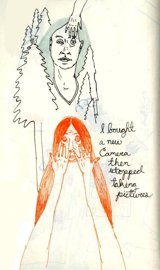 Camera Confession