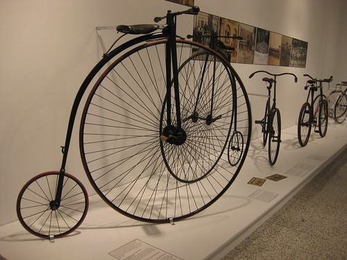 moore bike exhibit