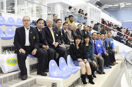 47HKM06-港澳代表隊負責人攝於嘉賓席上