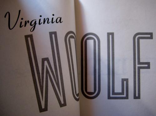 Virginia Woolf, Diario di una scrittrice, Minimum Fax 2009, Riccardo Falcinelli, progetto grafico, frontespizio (pert.) 1