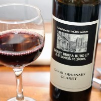 Wine of the Month:  Berry Bros & Rudd's Good Ordinary Claret