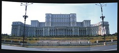 Panorama - Palatul Parlamentului