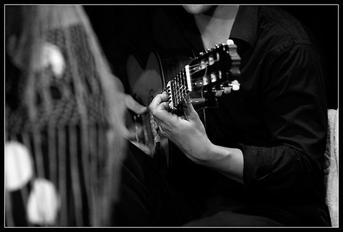 Guitarra. Foto: Juan Pelegrín.