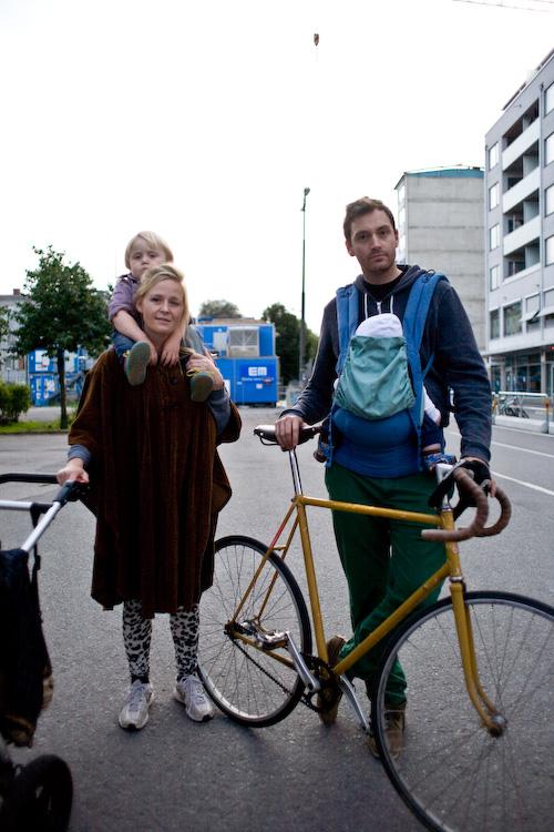 Fashion family - Stockholm