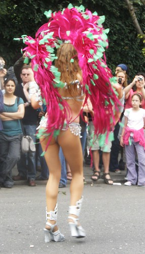 10: Notting Hill Carnival 2009