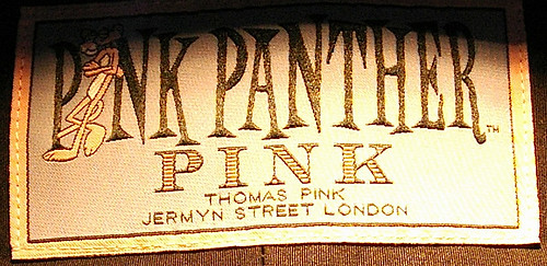 Pink Panther by Thomas Pink