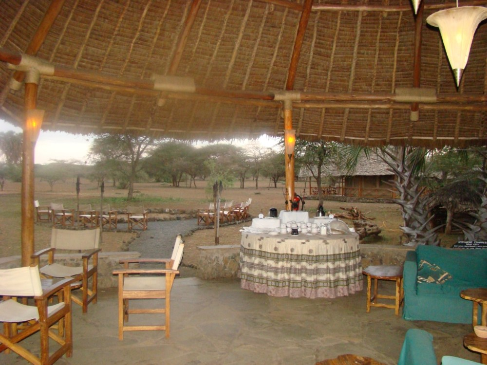 Severin Safari Camp Tsavo West National Park (2/3)